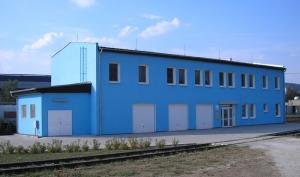 sídlo společnosti KD Trans, s.r.o.